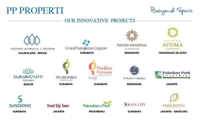 11. innovative project PT. PP Property Tbk.